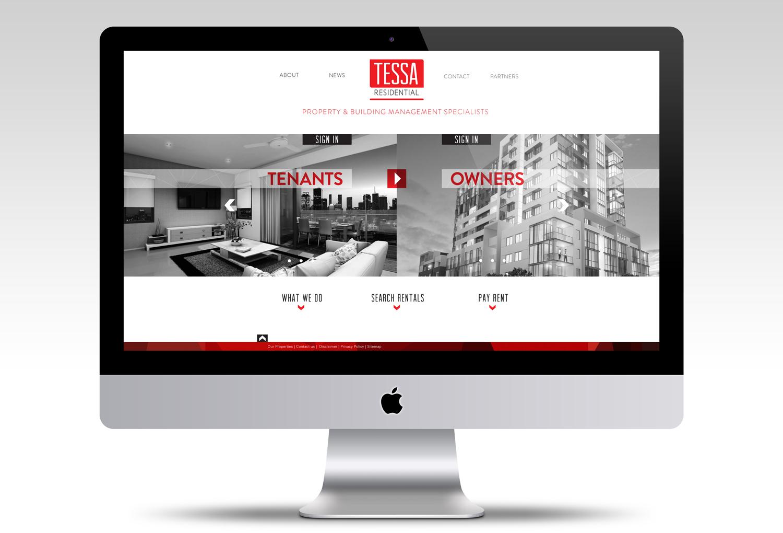 Tessa Residential | Website