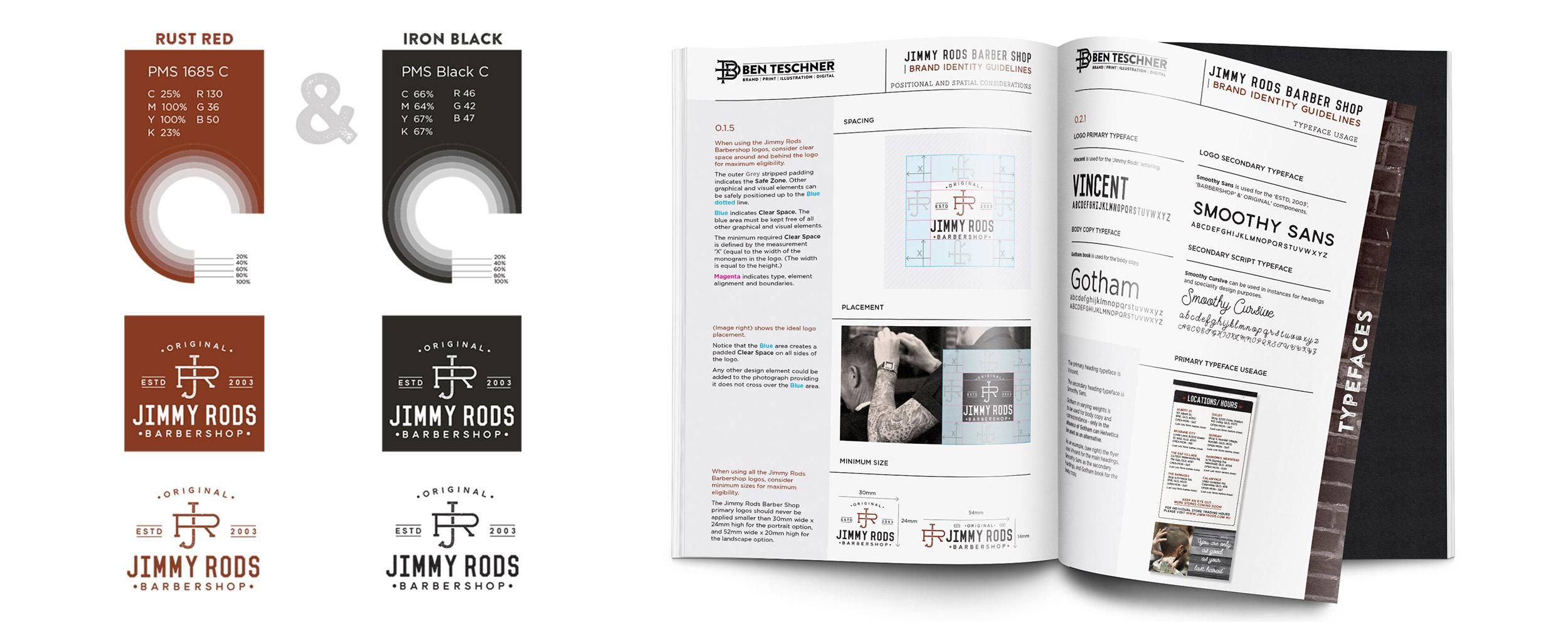 Brand Identity Booklet