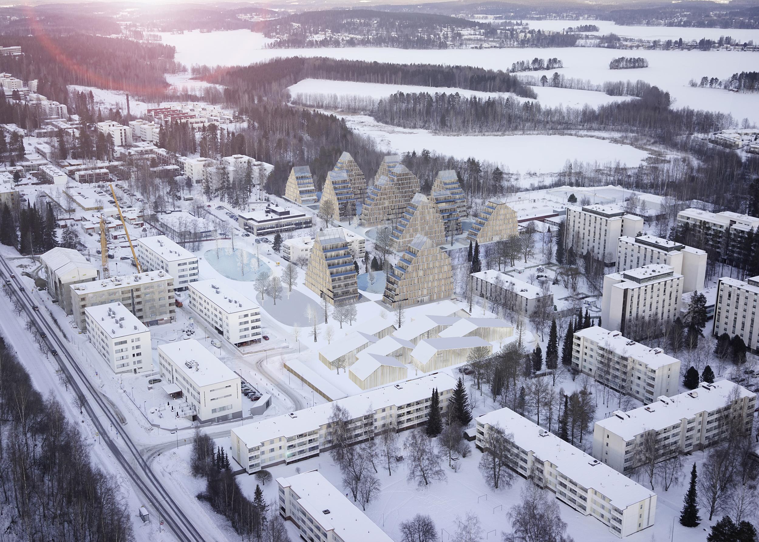 Densifying Jyväskylä   > go to project