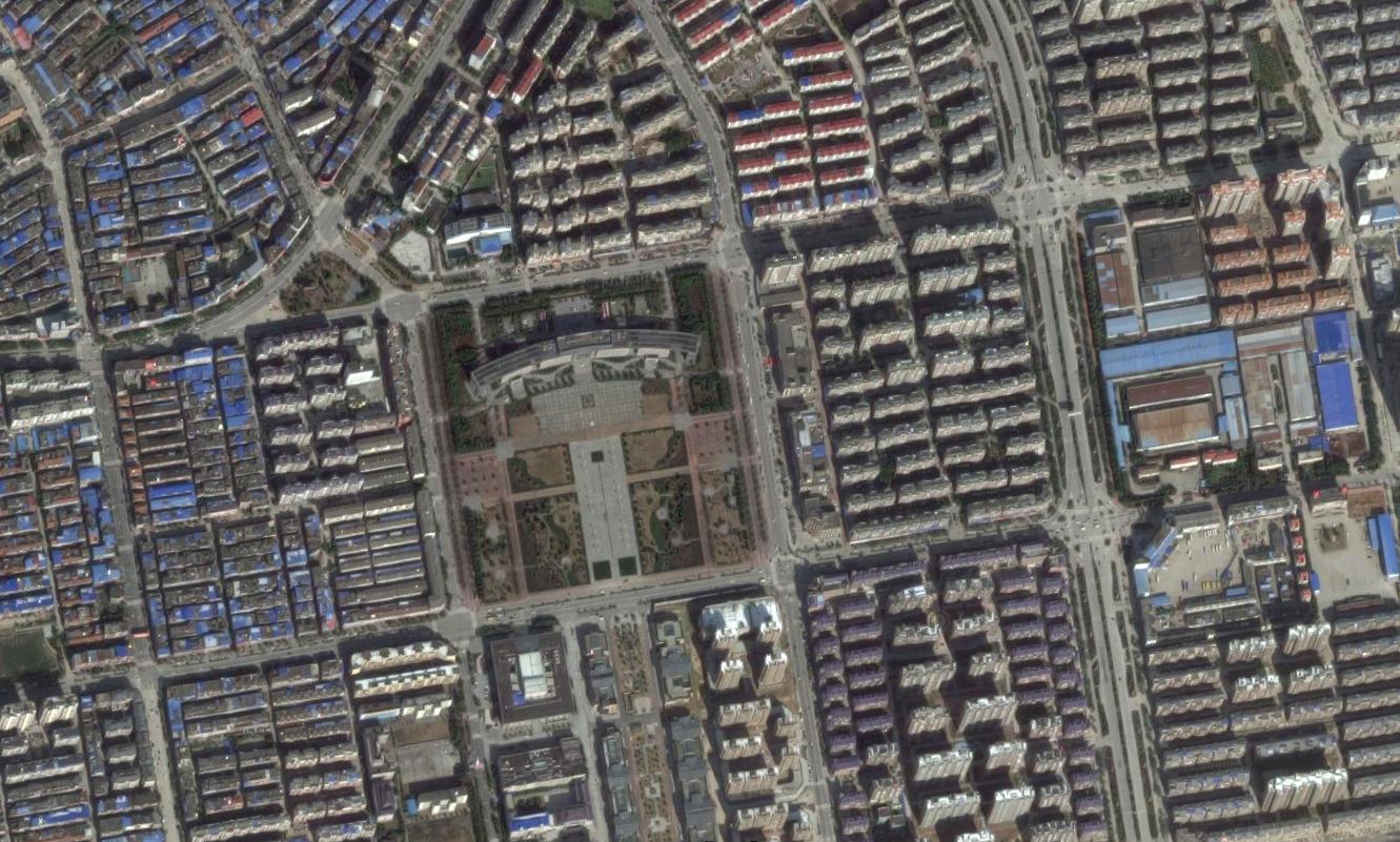 Ruichang City Center