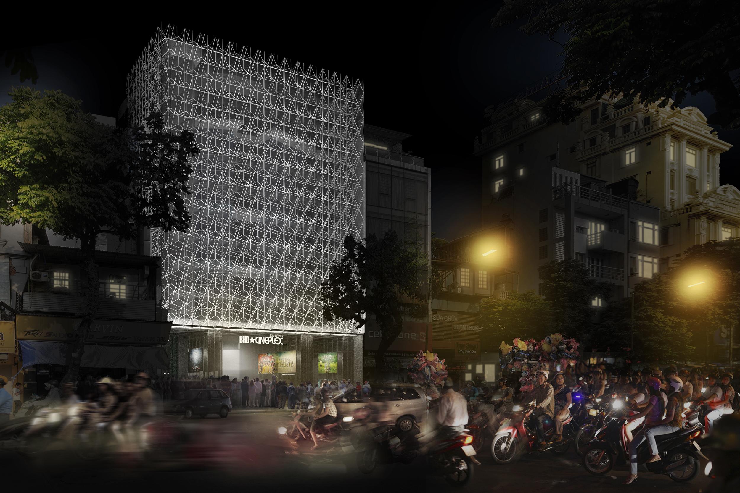 Cinema Hanoi   > go to project