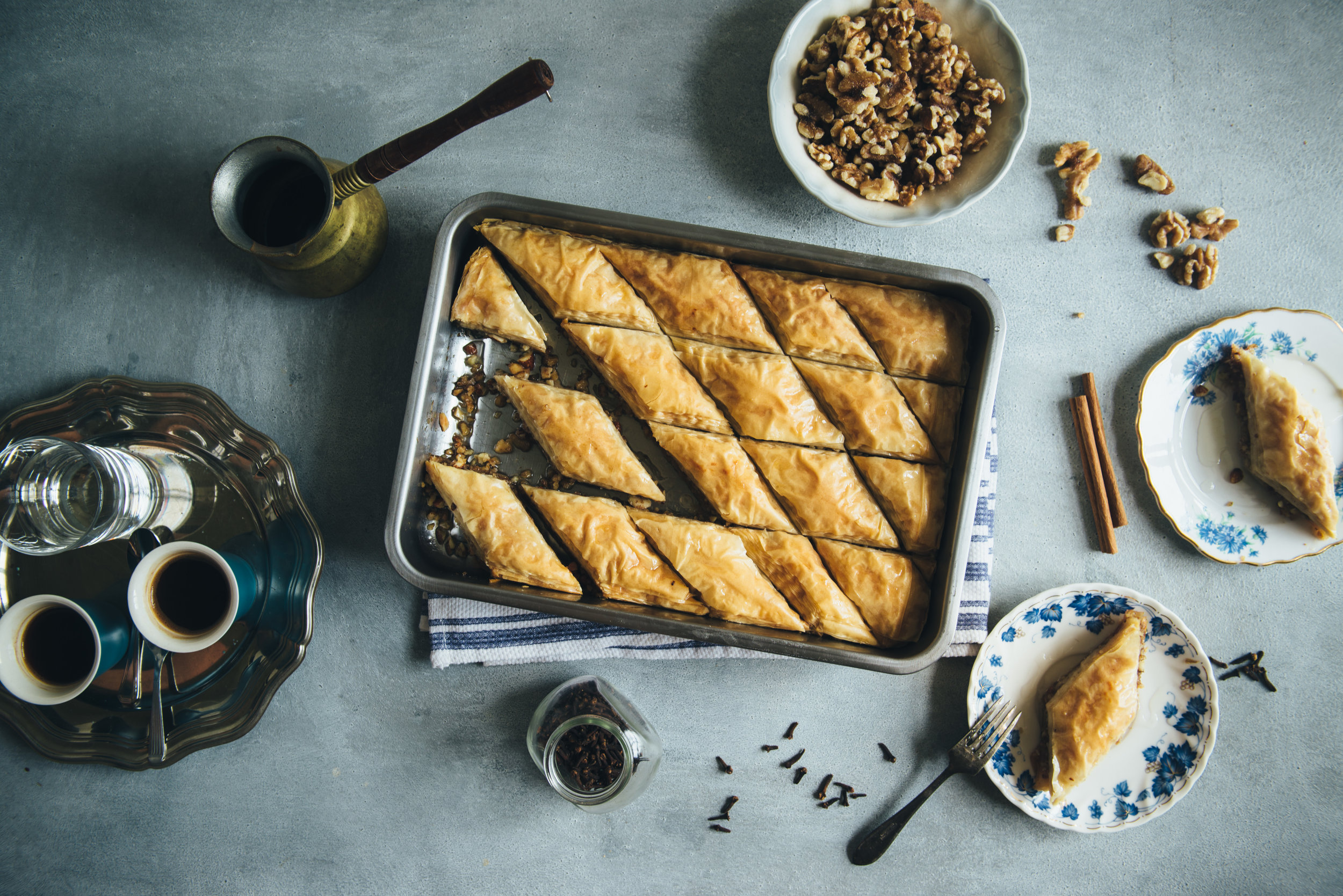 Baklava-recipes