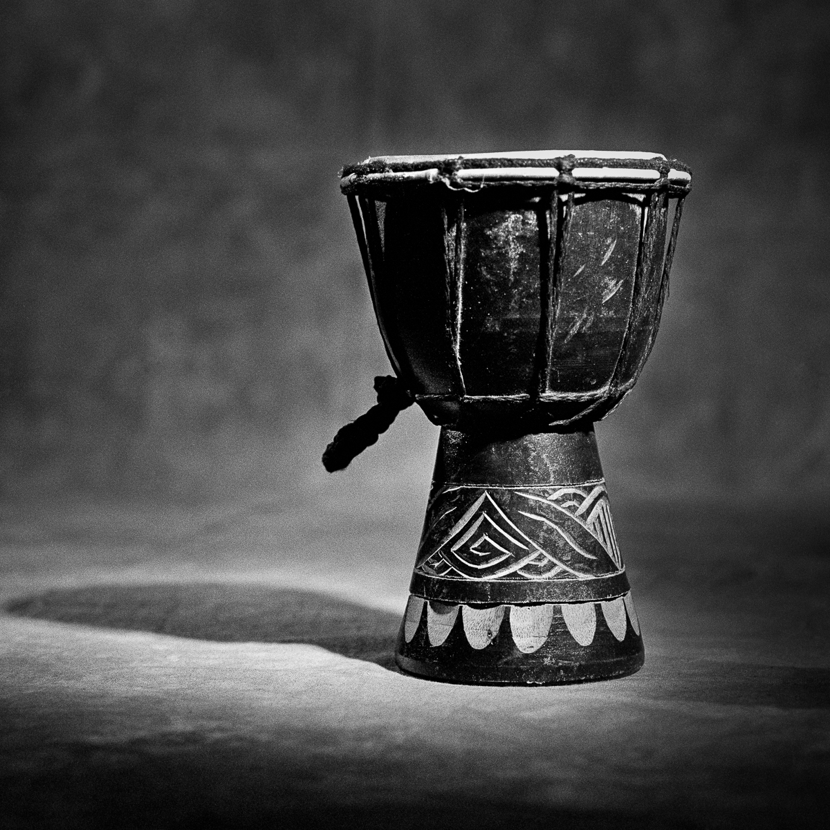 African Finger Drum