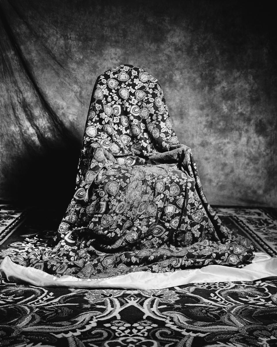 Ethiopian Bishop's Chair