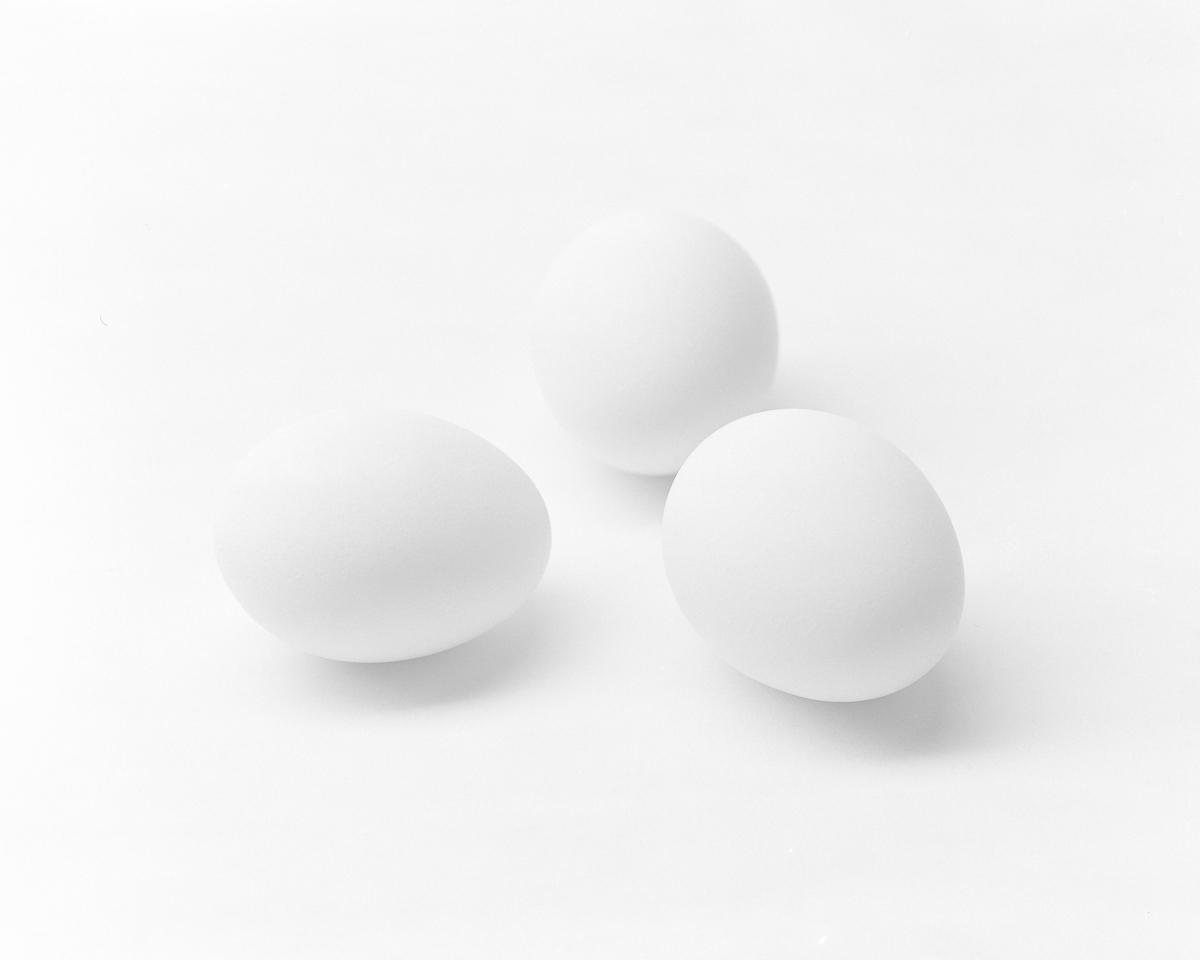 Still Life: Eggs
