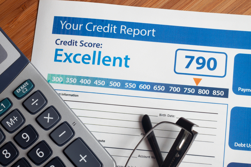 Roeser CPA Fresno - Blog on Credit Score