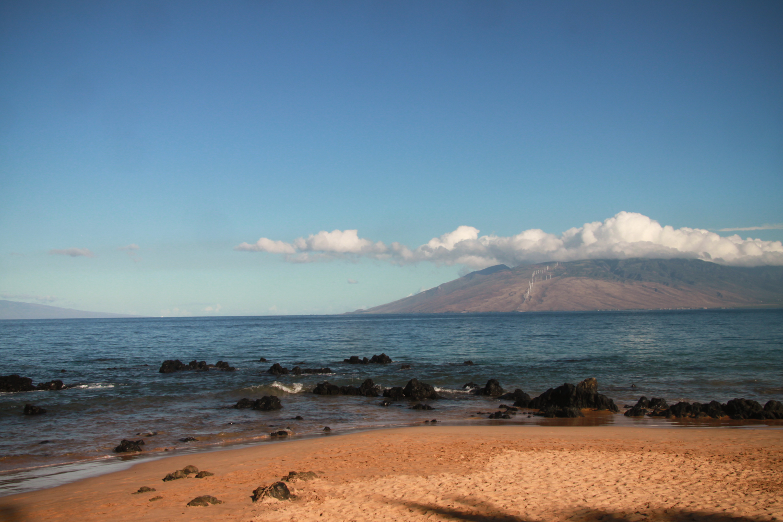 Kamaole 3 Beach at sunrise