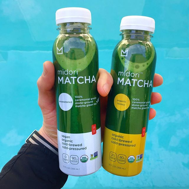 They are here! That moment when you can't take away your eyes of the new bottles. 😍  We couldn't be more excited to announce our new look and bottle. New Cold Brewed Organic Matcha will be available at all stores as of early April!