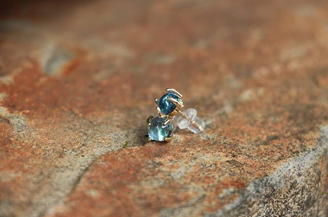 A sky blue gift for Summer. Order now in time for Christmas! #svgjewellery #christmastime