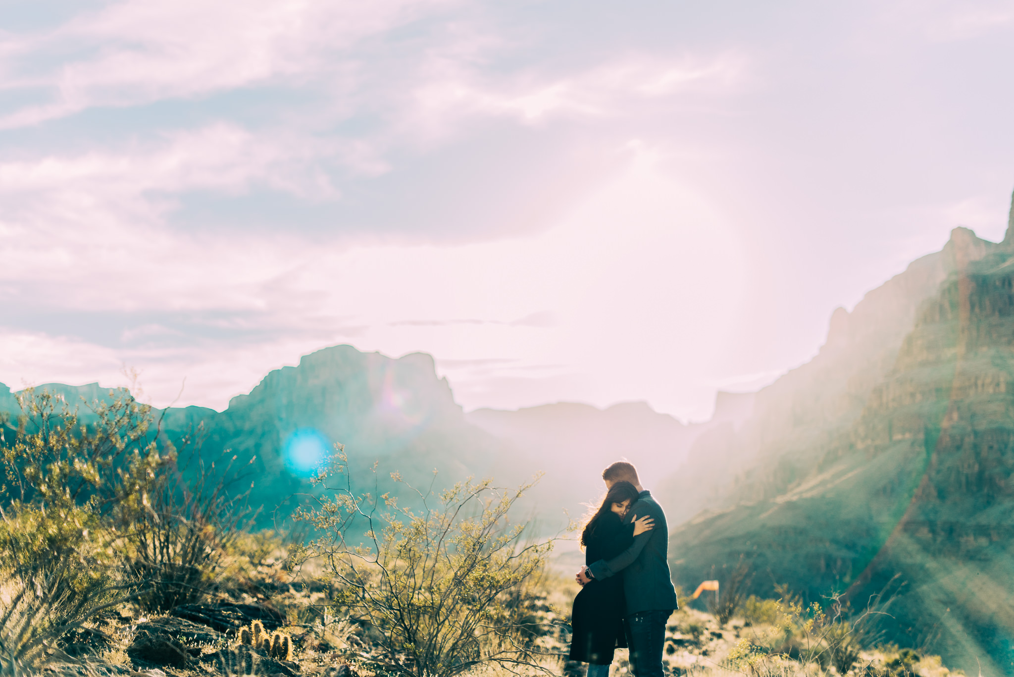 Grand Canyon Elopement Photography