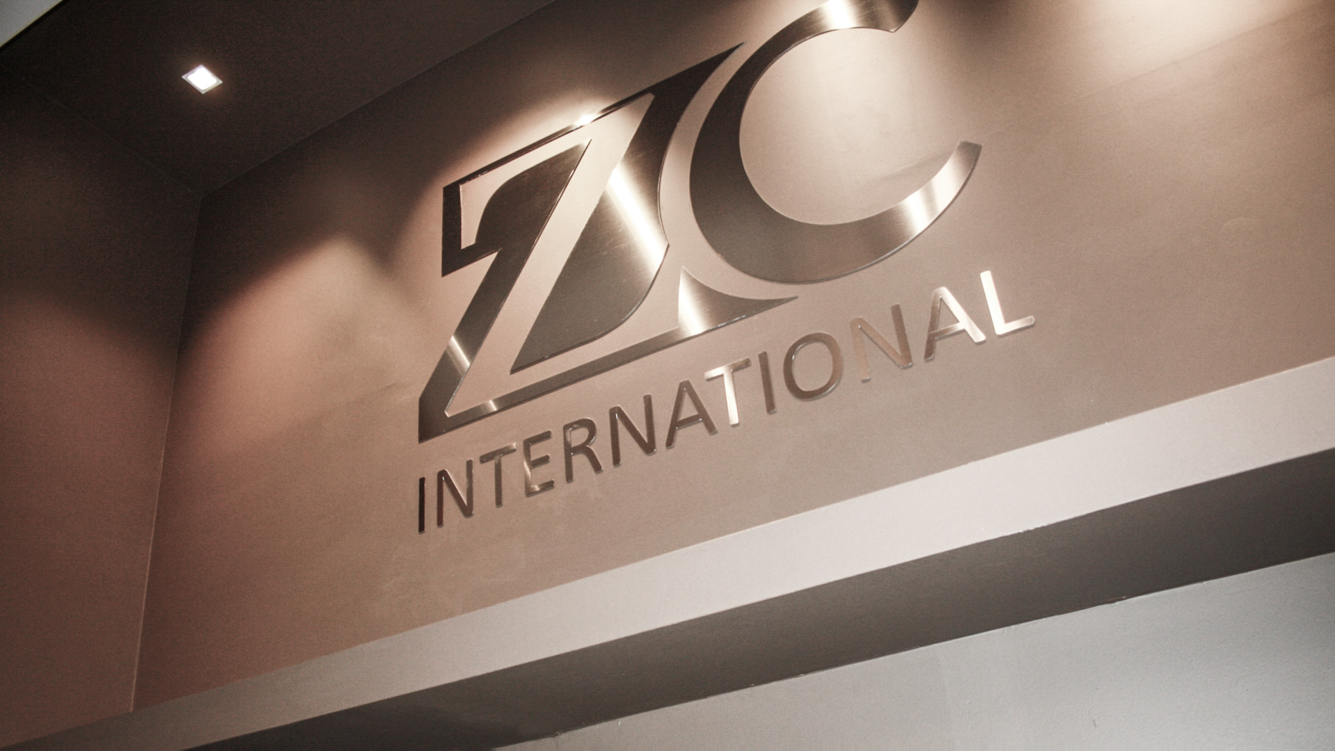 Logo ZC International