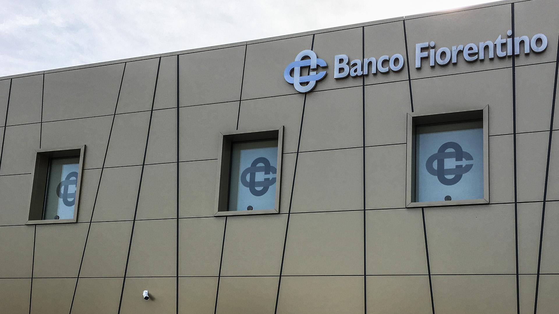 Esterni Banco Fiorentino