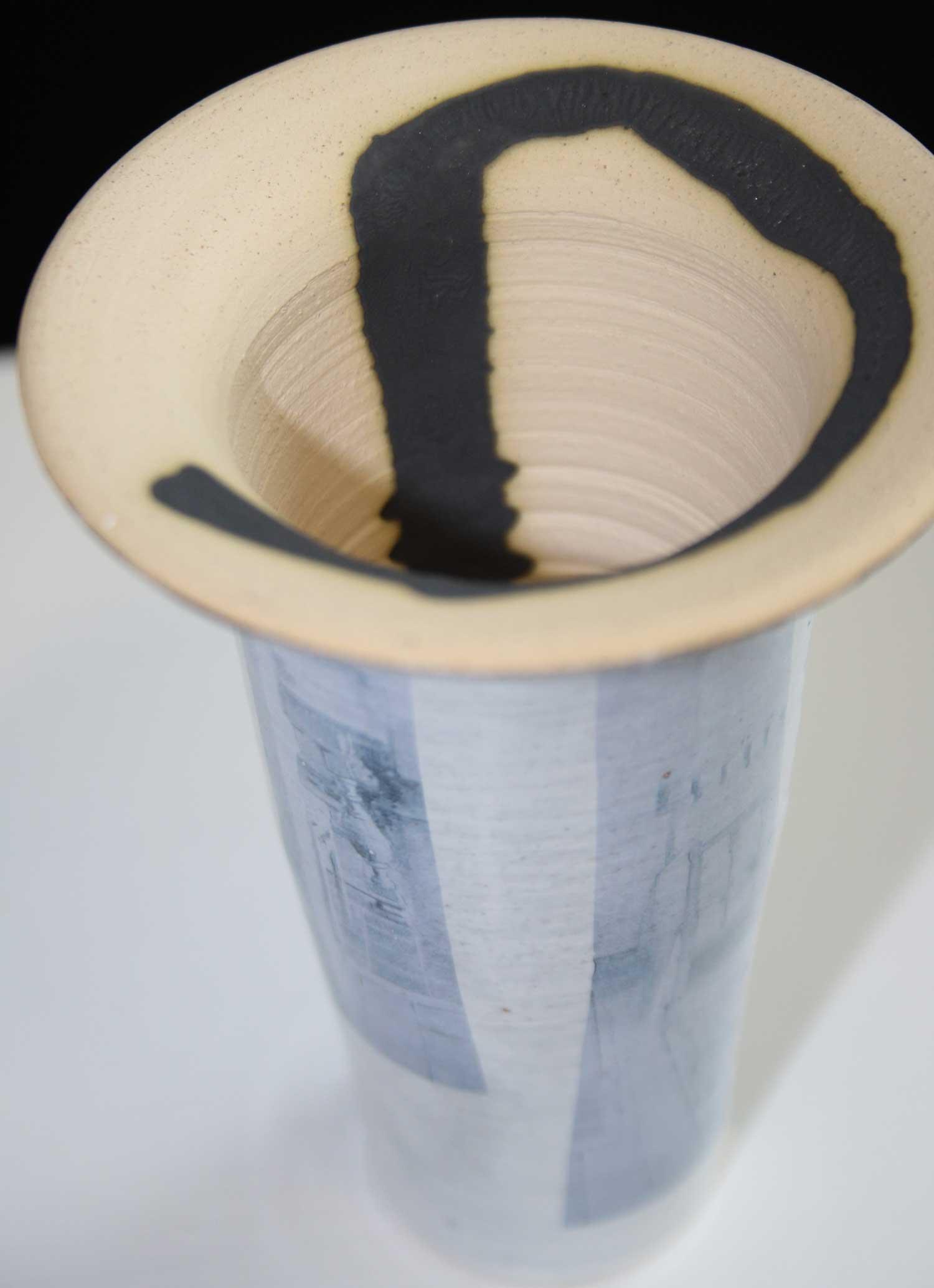 Gormenghast vase