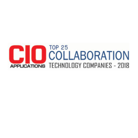CIO Applications Top 25 Collaboration Logo