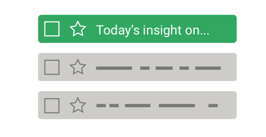 ACTIONABLE INSIGHTS. - Cloverleaf delivers insights about you and your teammates right where you're working in email, Slack and other productivity and communication tools. These insights allow for better decision making, development planning and coaching.