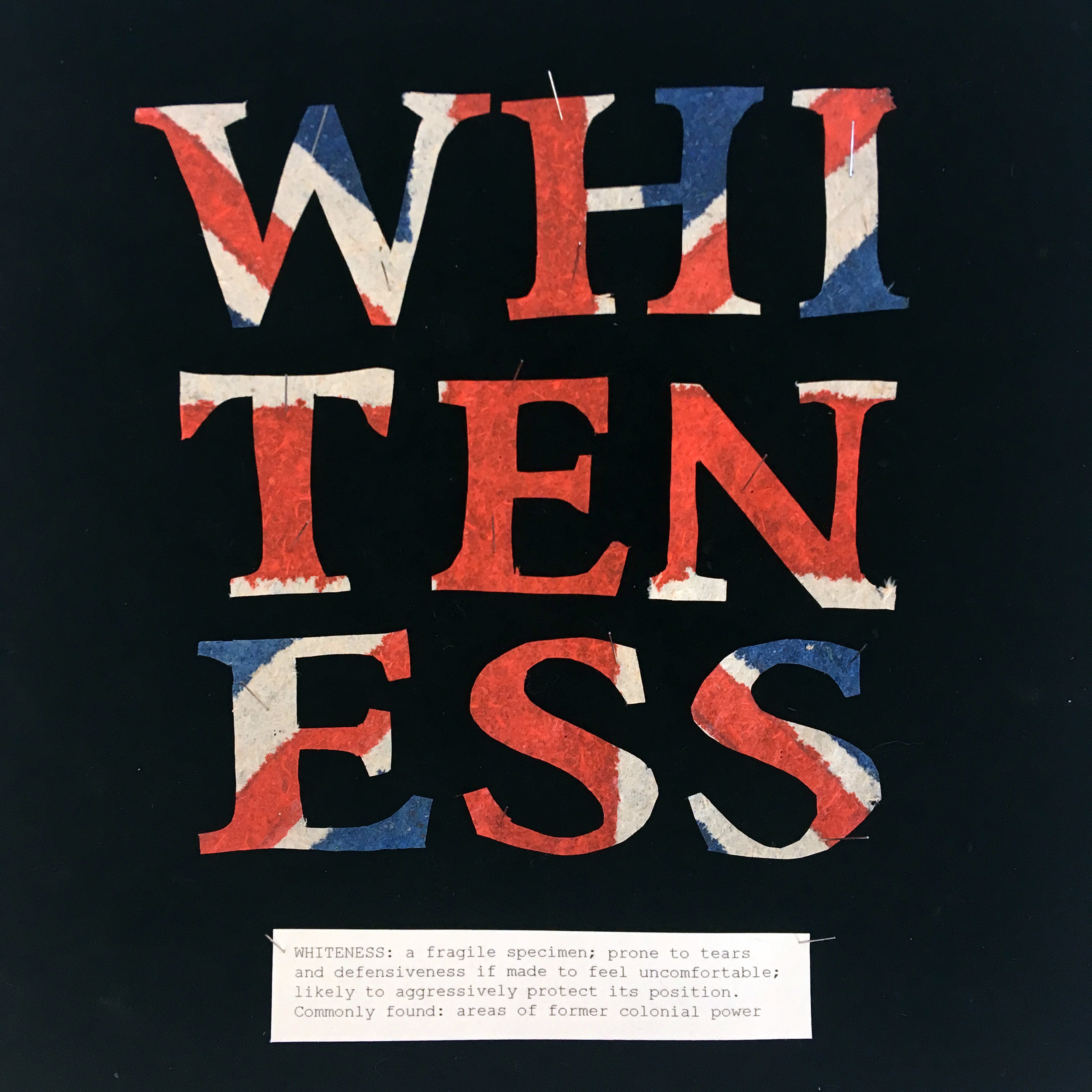Whiteness (2018)