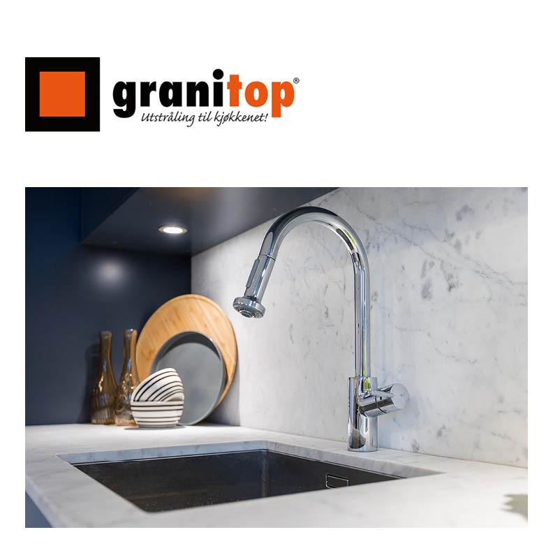 2/2017 - Som mange andre er kontoret over gjennomsnittet glad i marmor -   Vi er meget fornøyd med leveransene fra  www.granitop.no  :) - Bildet er fra prosjektet på Damplassen.