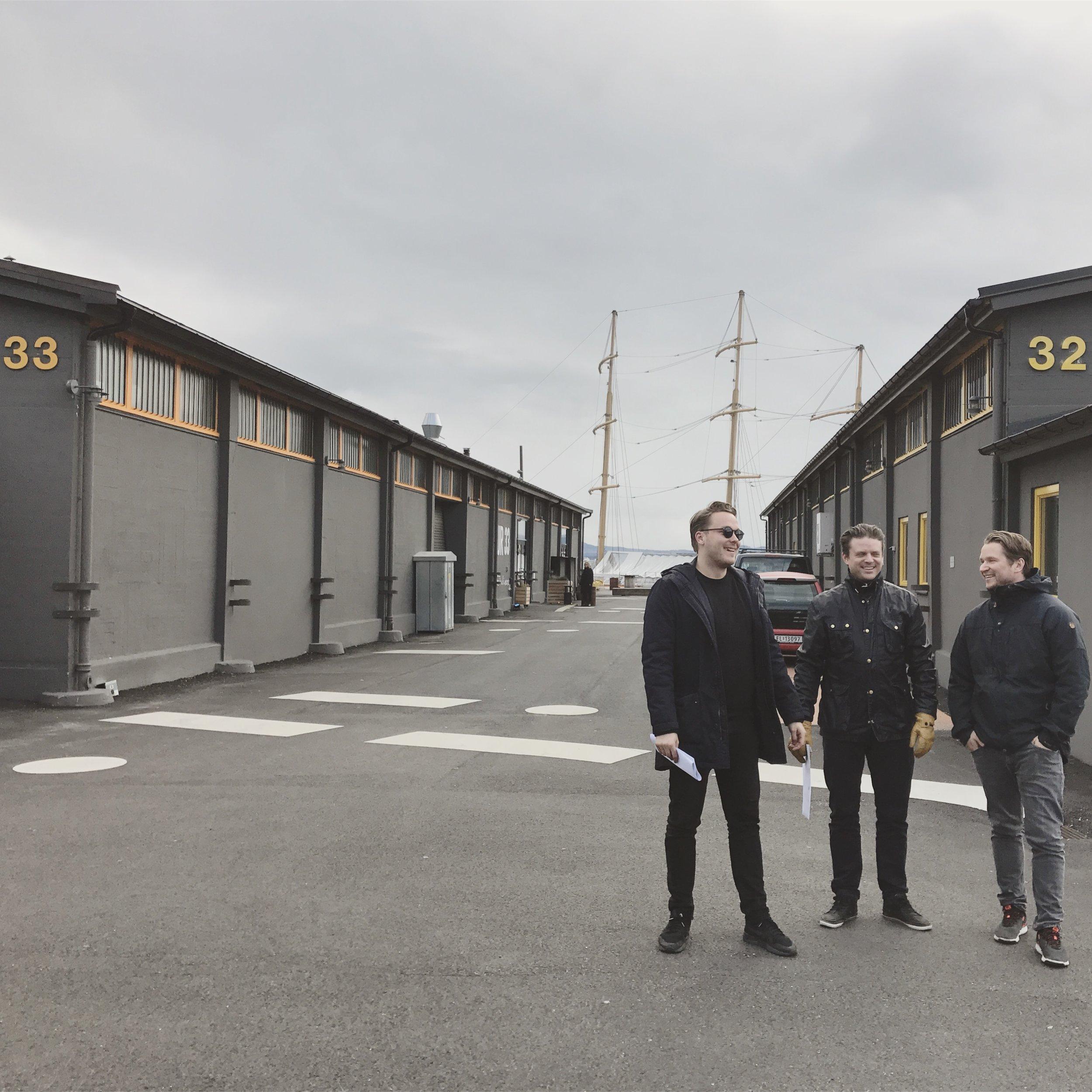5/2017 - Strategimøte