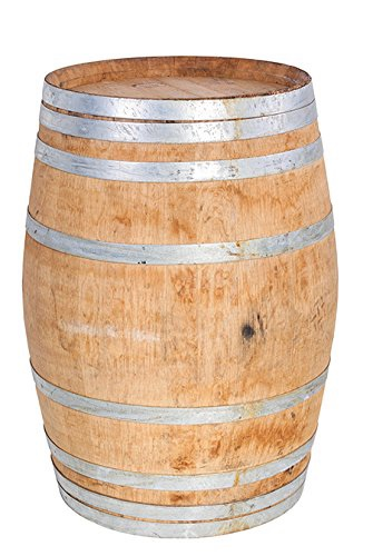 A wine barrel. Nationality unknown.