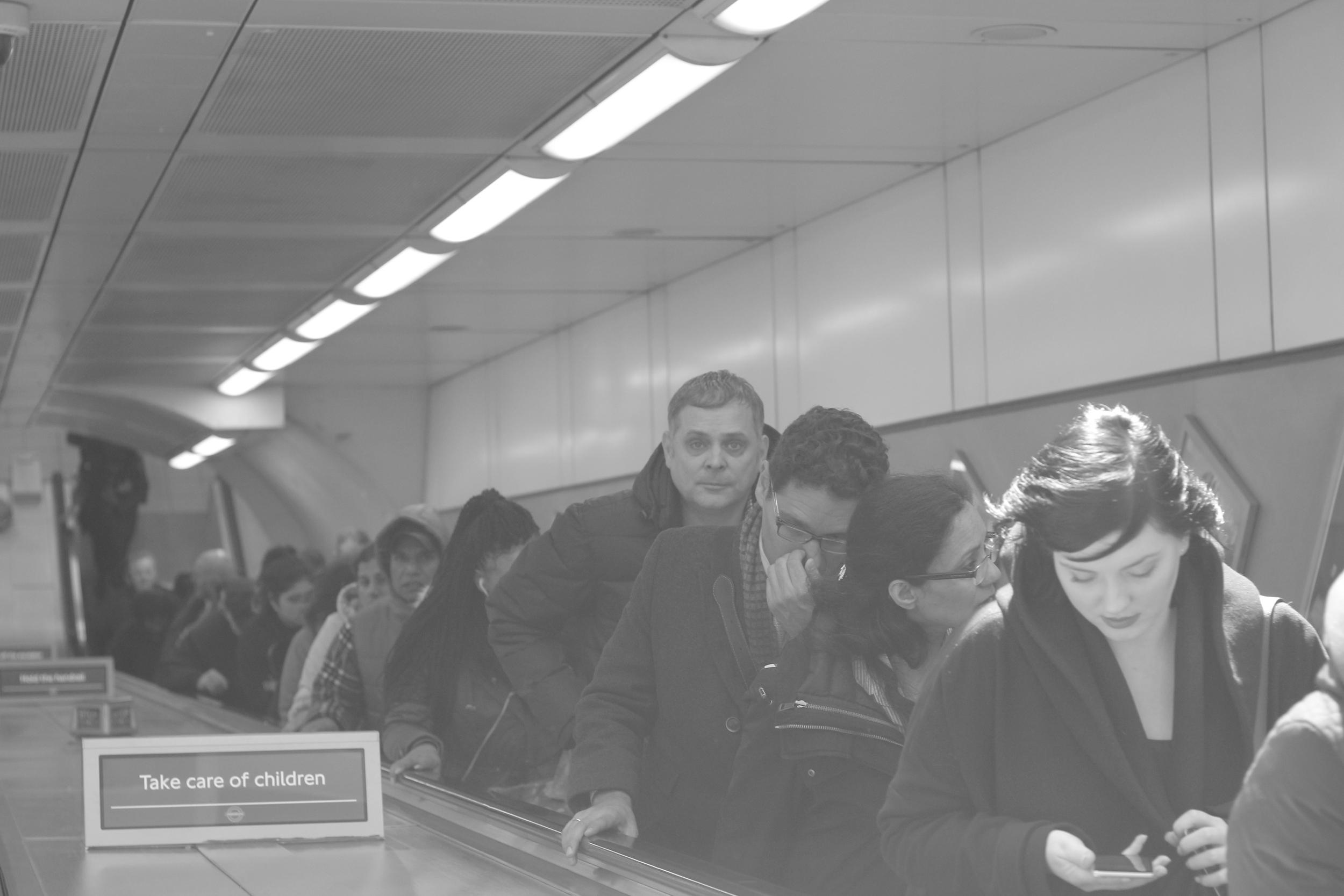 Photo credit: Eleni Philippou, London Underground March'16