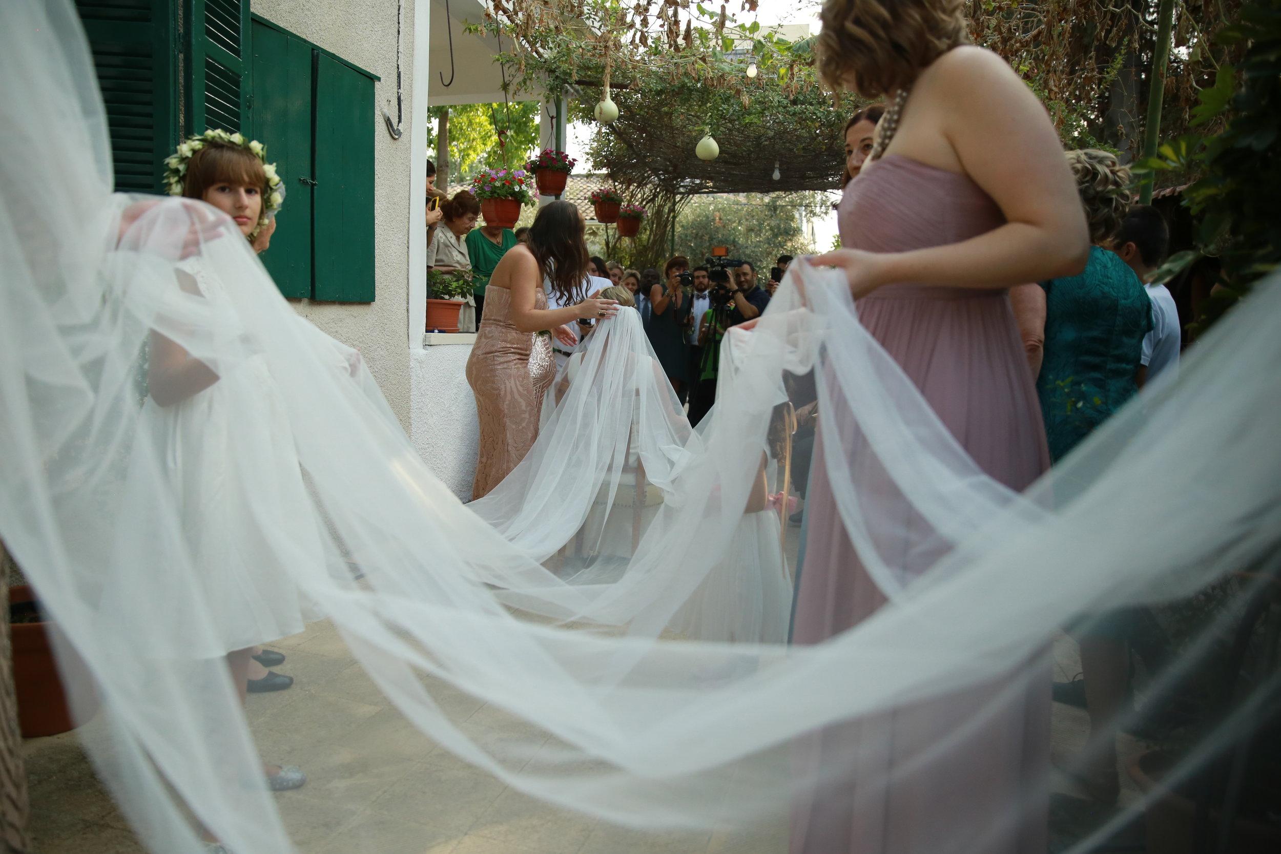 Dorothy & Patrick's wedding.