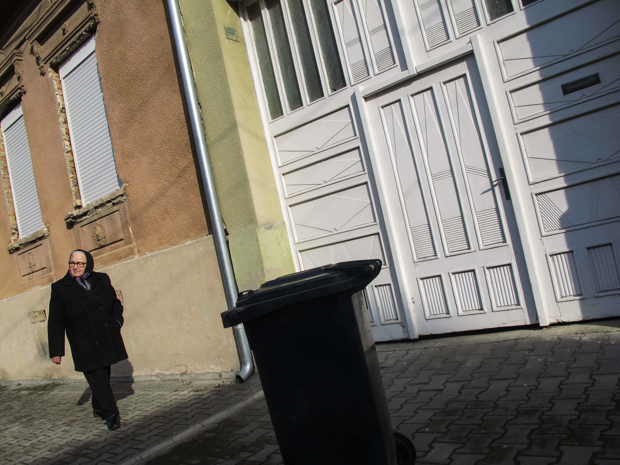 The elderly hold the biggest part of Vršac's population as most of the youth move away to the capital to study.