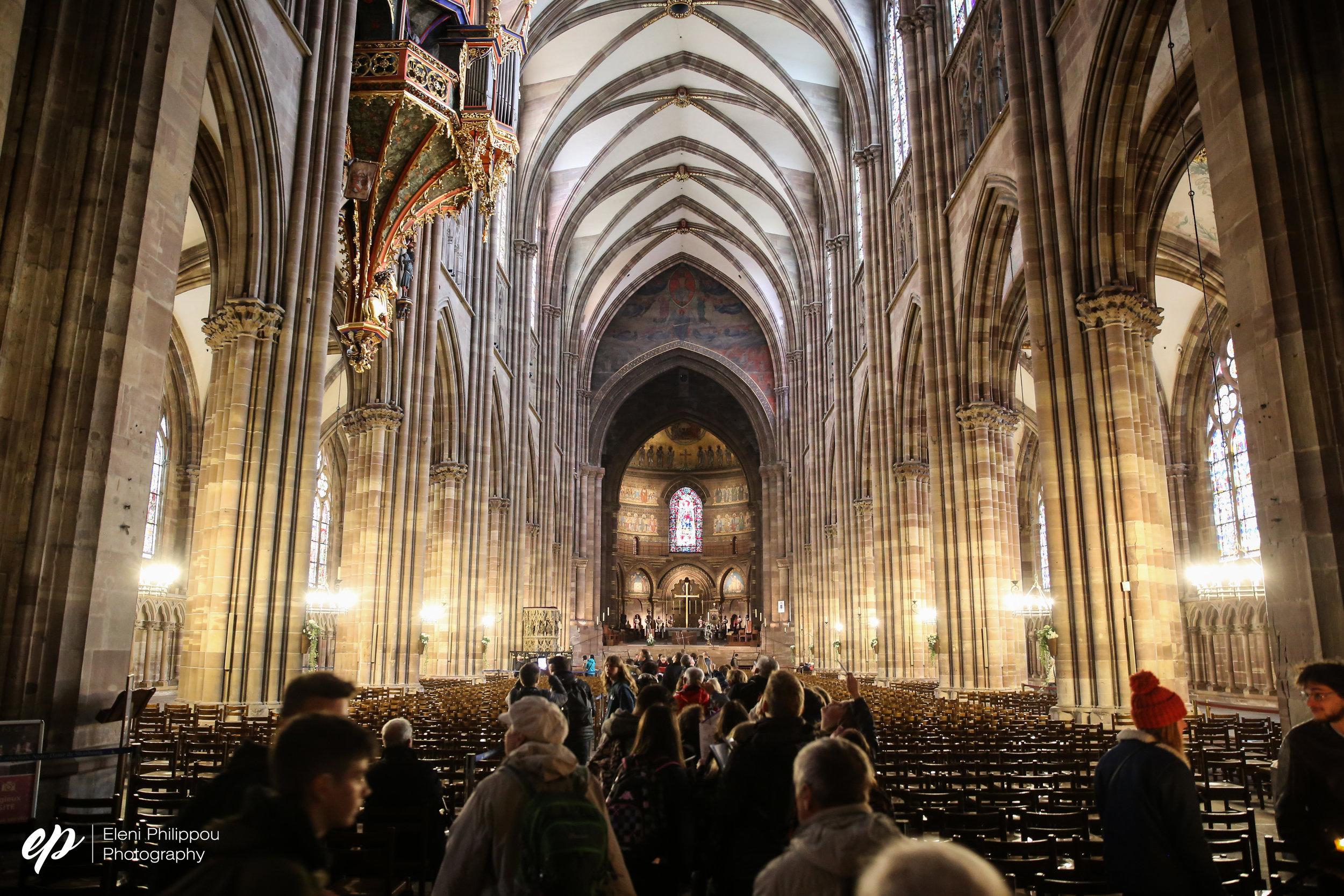 Place de la Cathédrale, Strasbourg