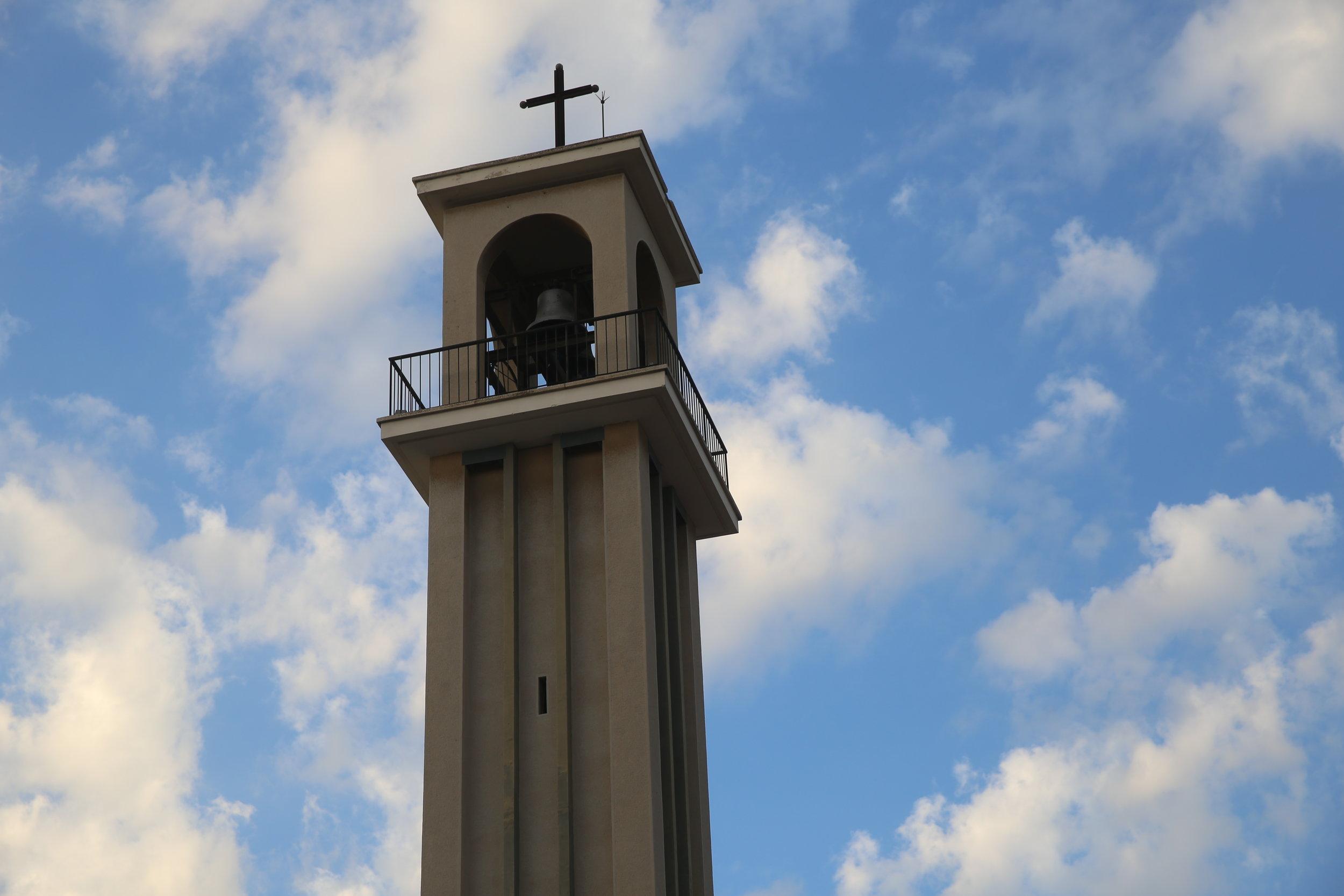 church in Old Nicosia
