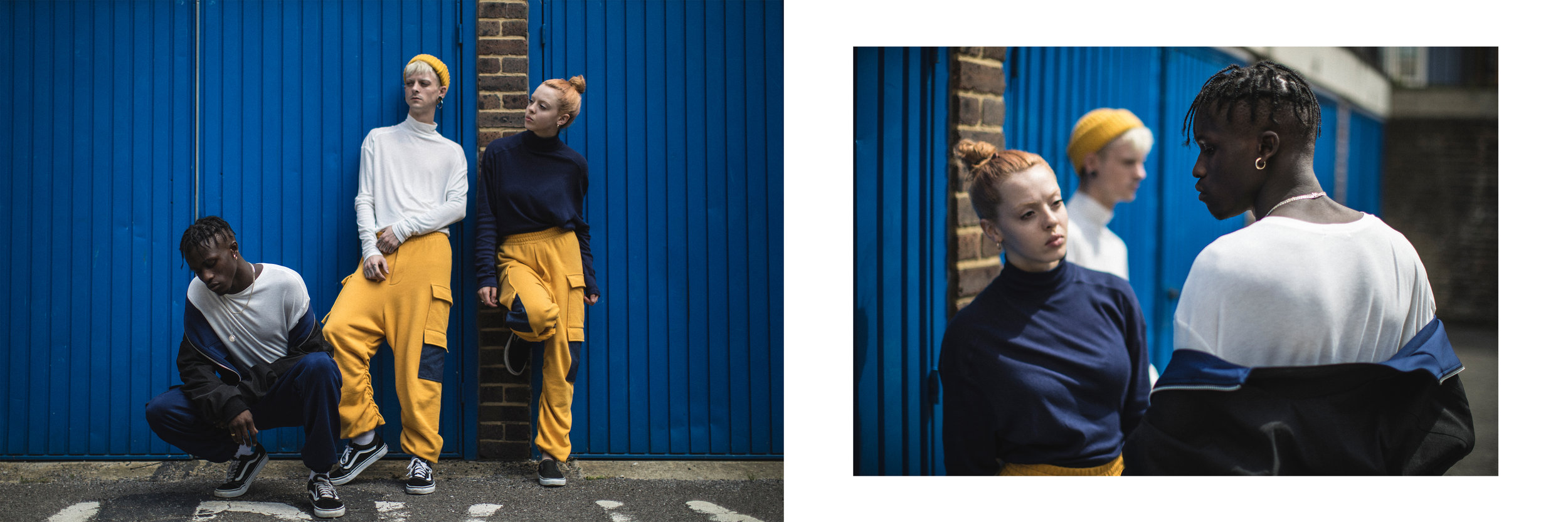 'Lookbook AW16' - Rabbithole Fashion Director & Stylist