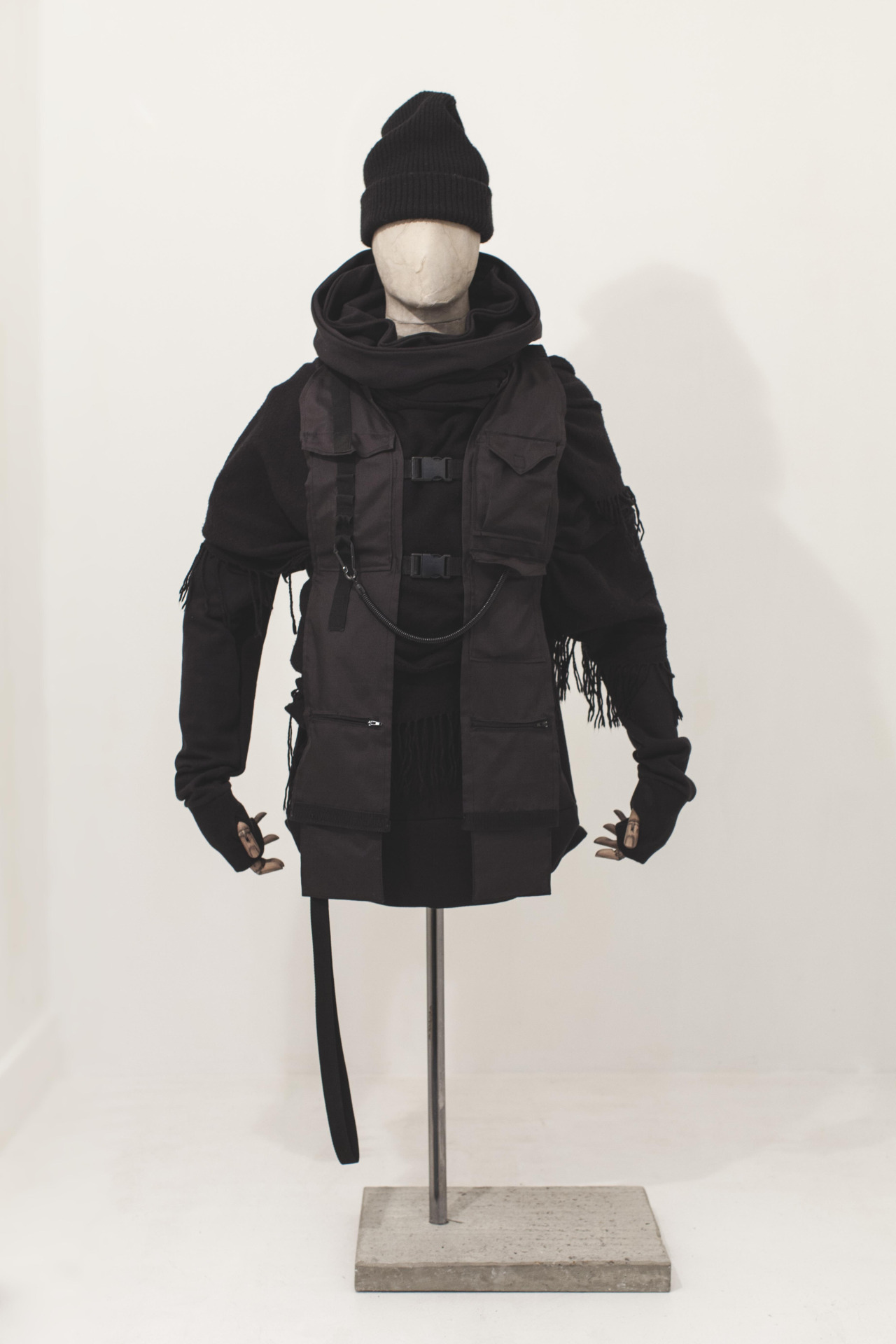 'Tactical Vest' Designer, Fashion Director & Stylist