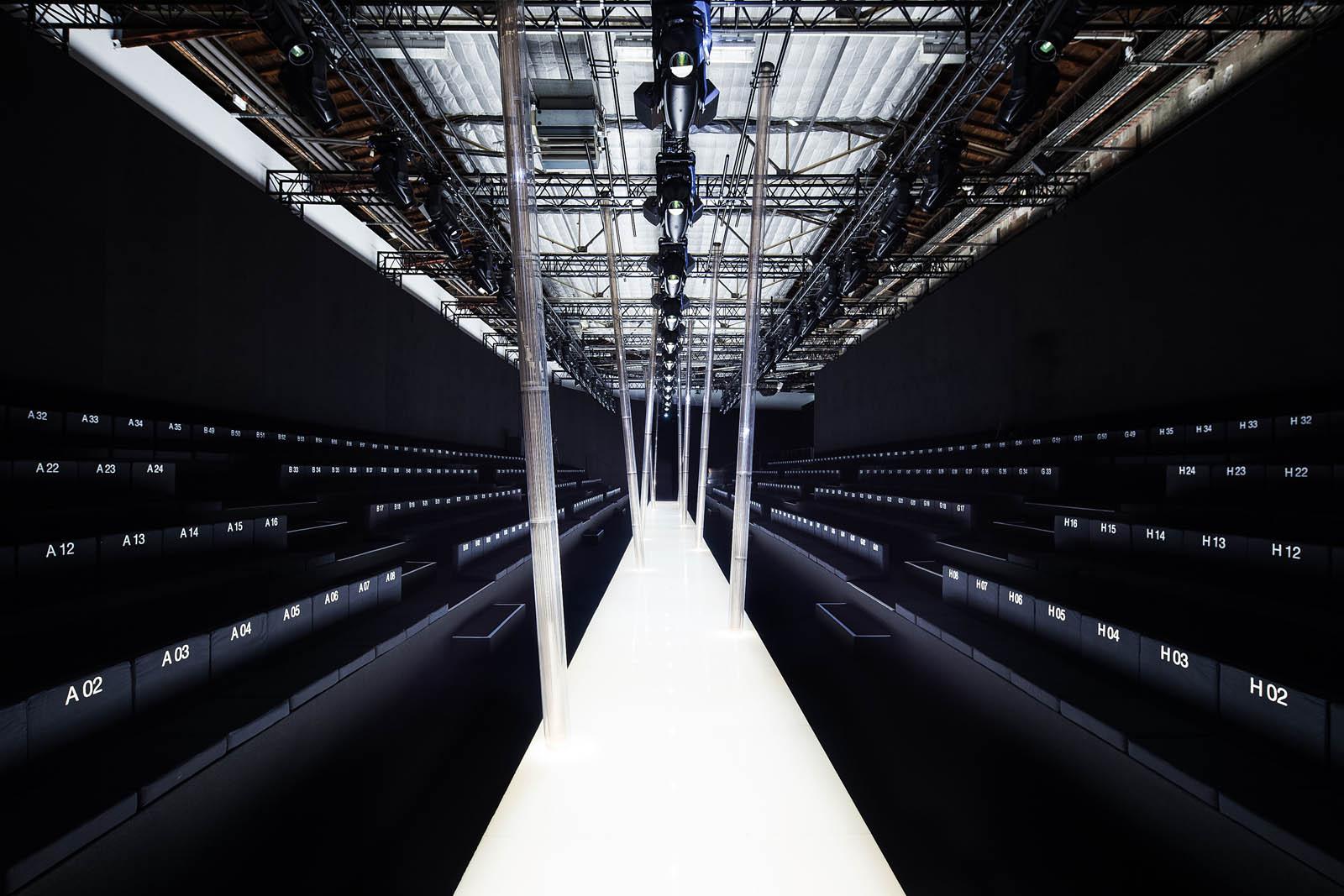 Giorgio Armani Privé - Spring Summer 2015    OBO - Set Designer