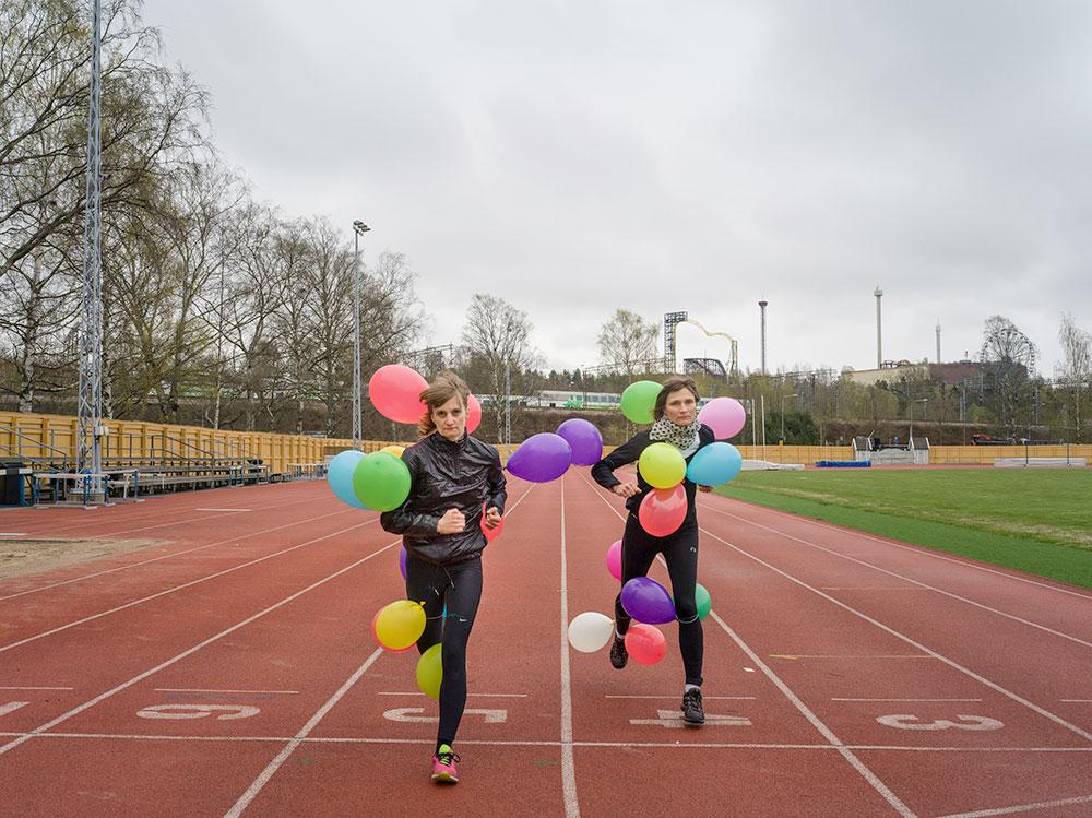 Balloon Dash