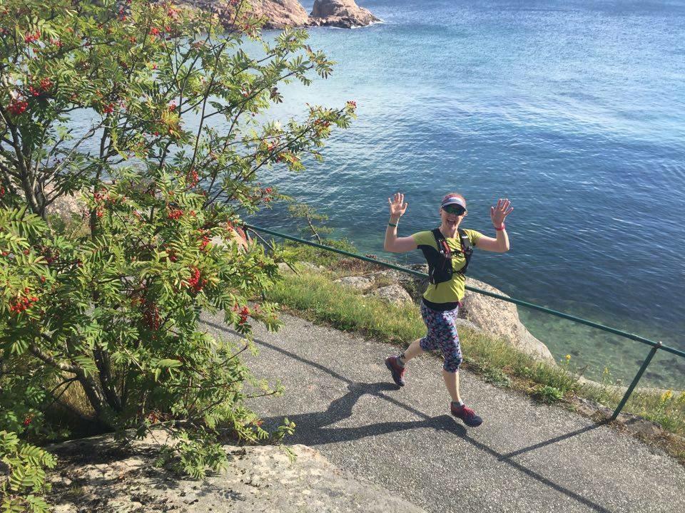 """The coastal trails beside transparent blue sea were fantastic""Editor Claire"