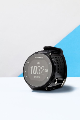 GARMIN FORERUNNER 235 — Trail Running