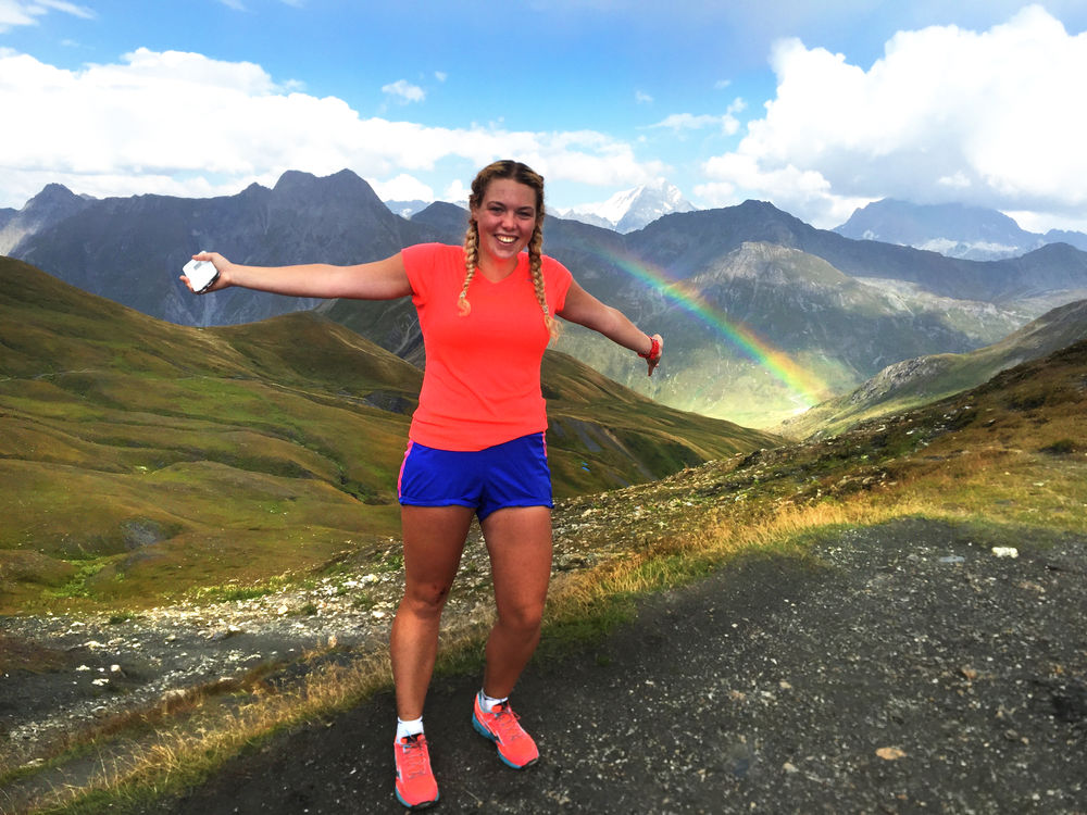 2016 challenge complete, Elise is now attempting to #Run1000Miles