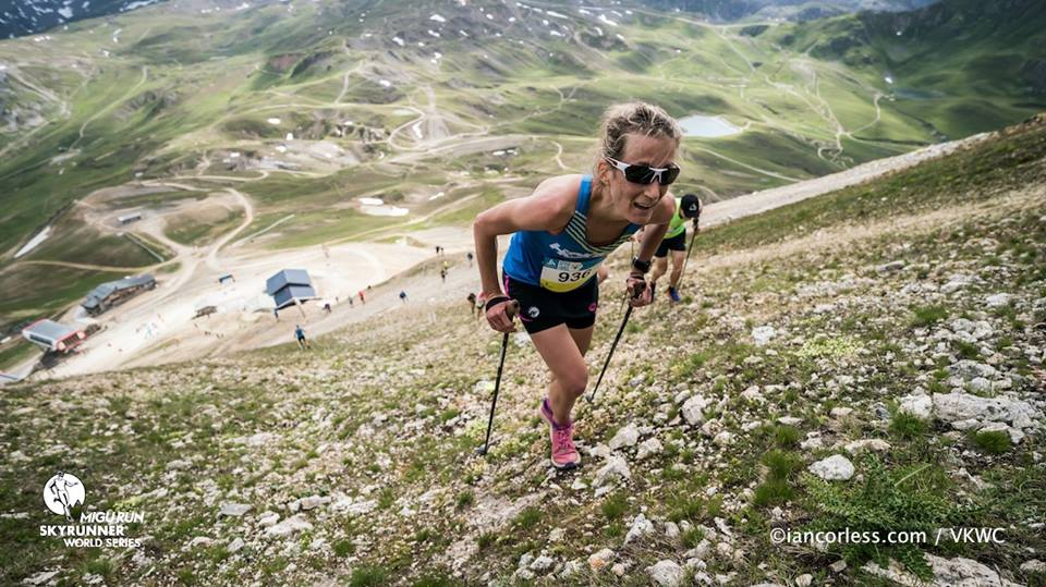 Photo credit:  Vertical Kilometer World Circuit .