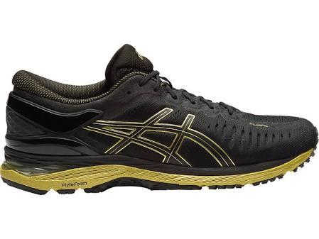 Asics Metarun Trail Running Shoes ( black and gold)- £200.00