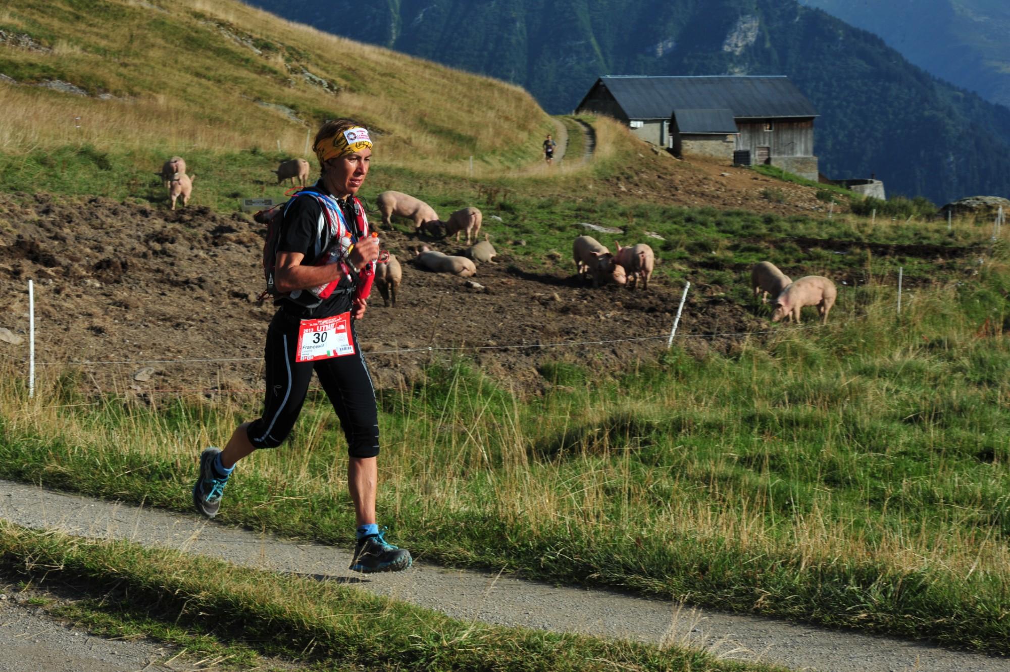 Francesca Canepa takes close women's win at UTMB — Trail Running