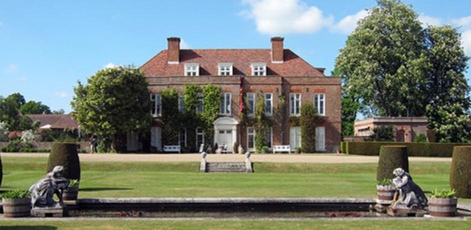 Hole Park estate, Rolvenden, Kent