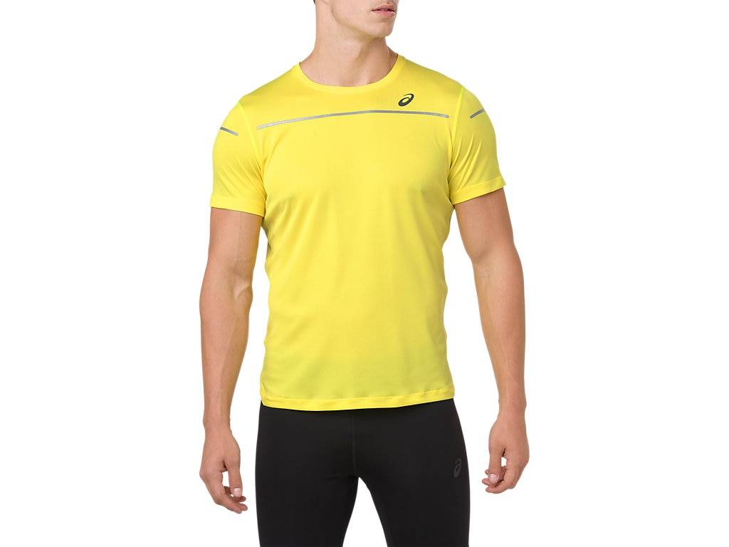 Asics Lite Show Top Mens Yellow.jpg
