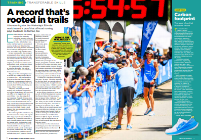 You can read the full interview with Jim Walmsley in the August-September edition of Trail Running - out in shops on July 11. Click  here  for more on what's inside.