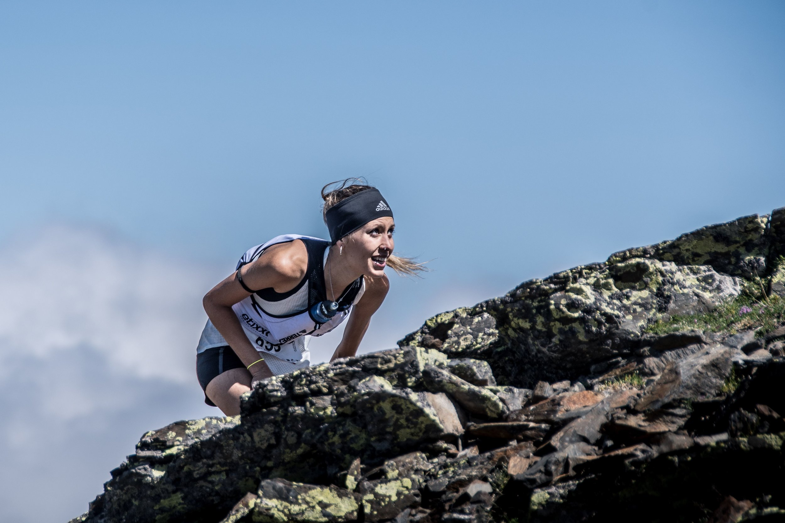 Women's winner Sheila Aviles (Pic: MRSWS / Roger Salanova)
