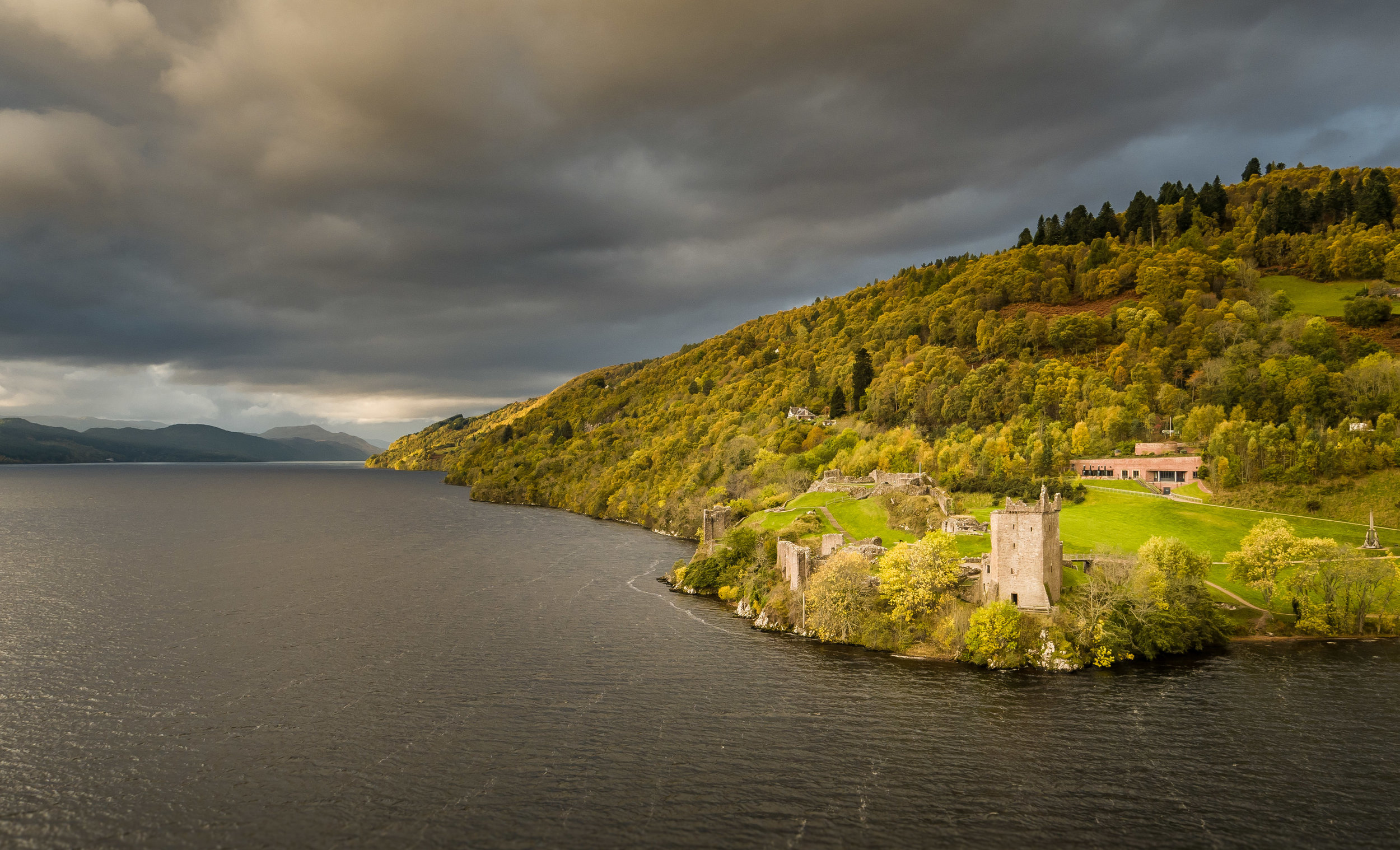 The Loch Ness Marathon takes place on October 6