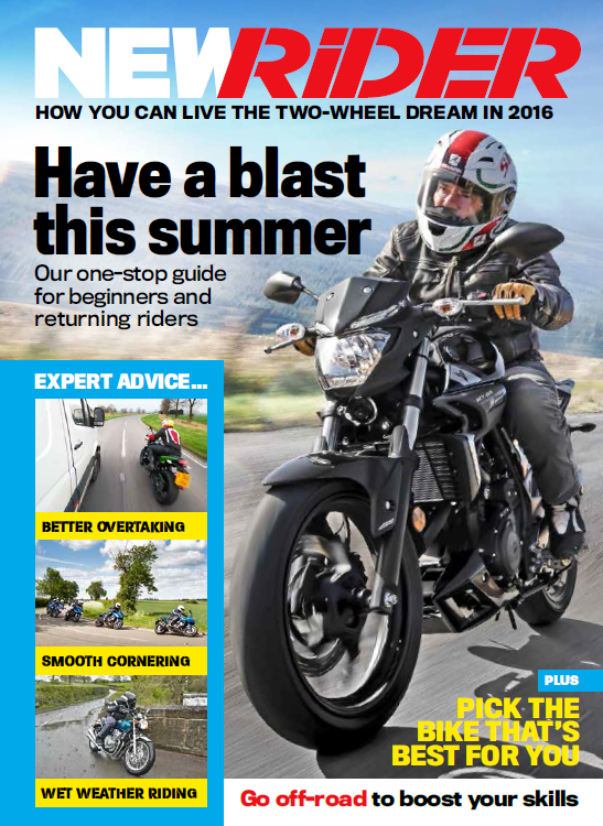 Order your RiDE's July issue now!