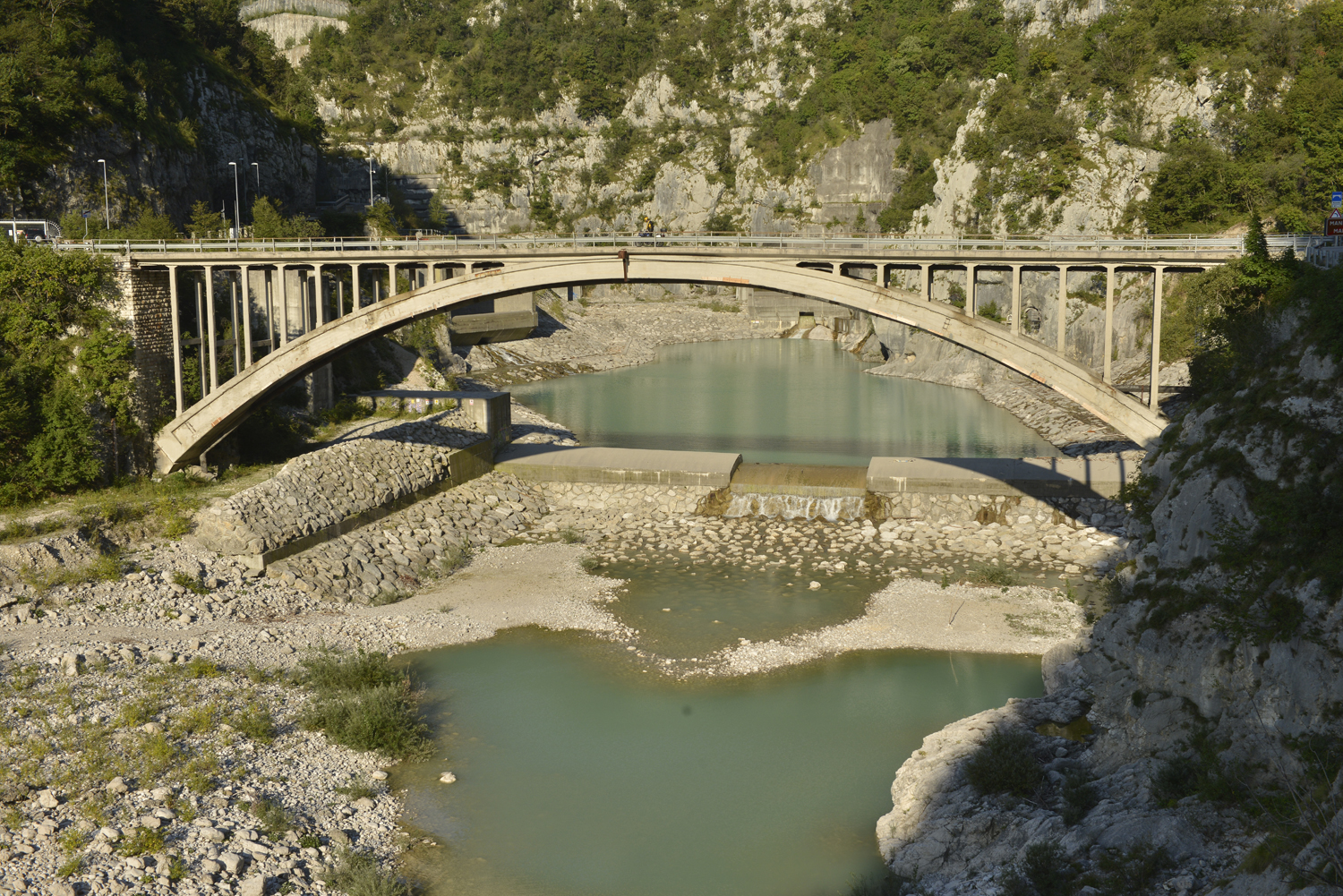 Rivers, mountains and unspoilt Italy at its very best