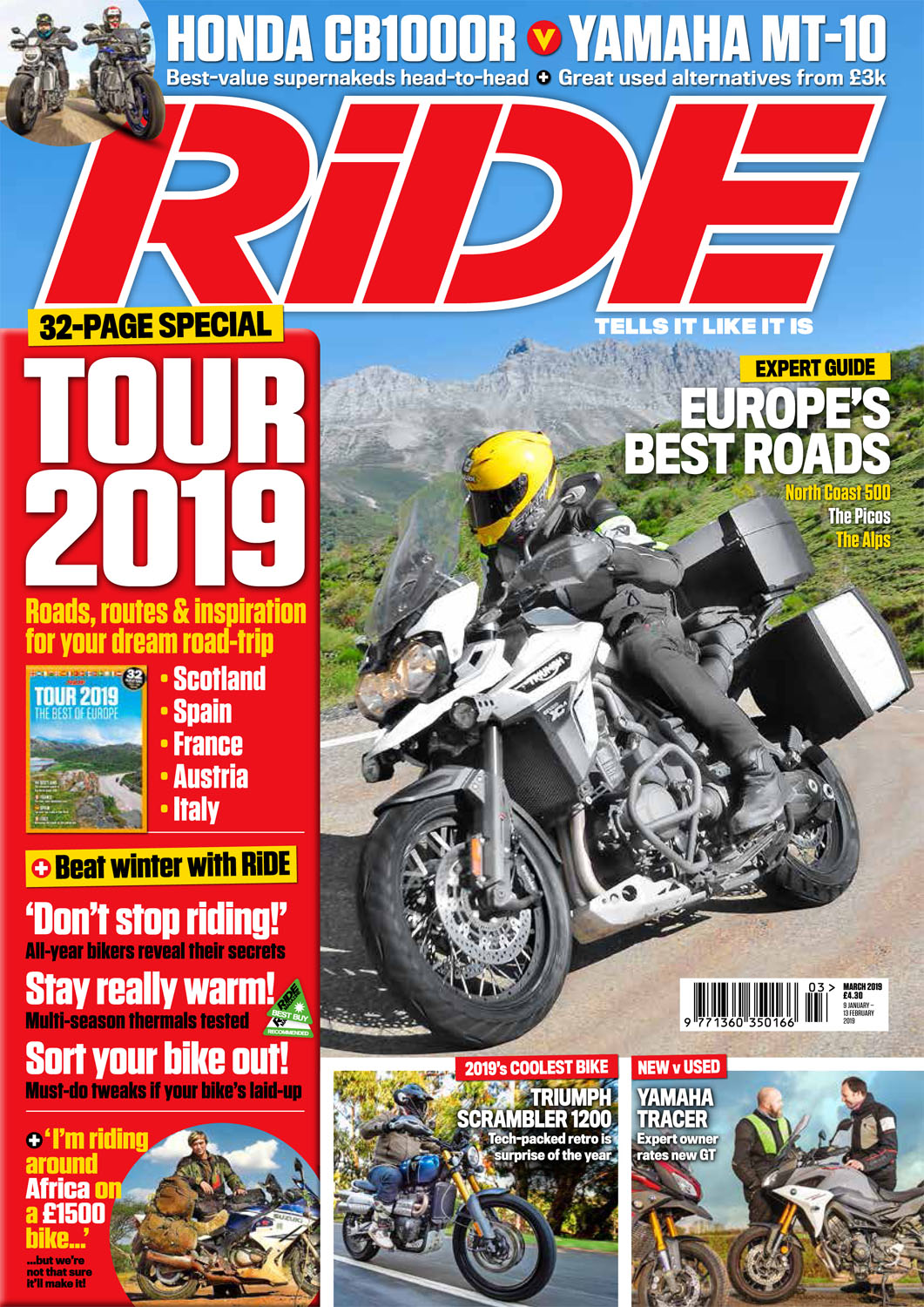 RiDE March 2019 Issue