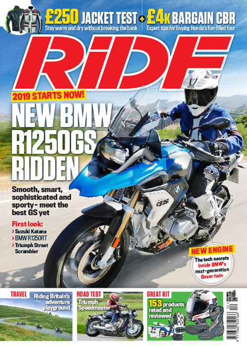 RiDE -Routes from RiDE magazine
