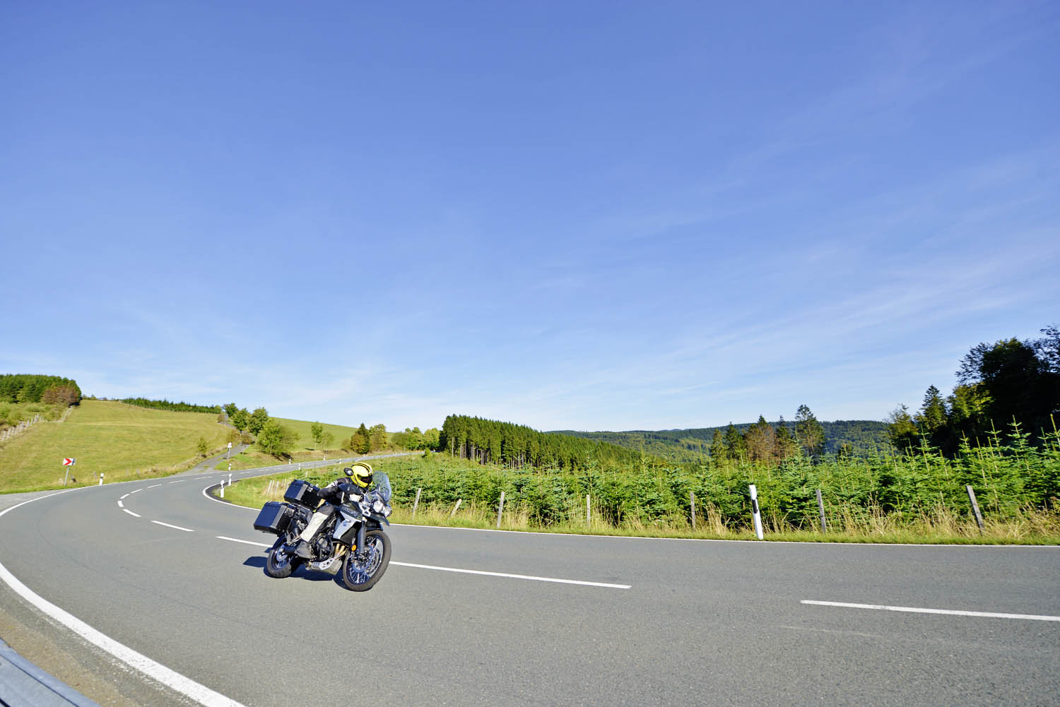 Just hours from the port, you'll be amazed by what the roads of Northern Germany can offer