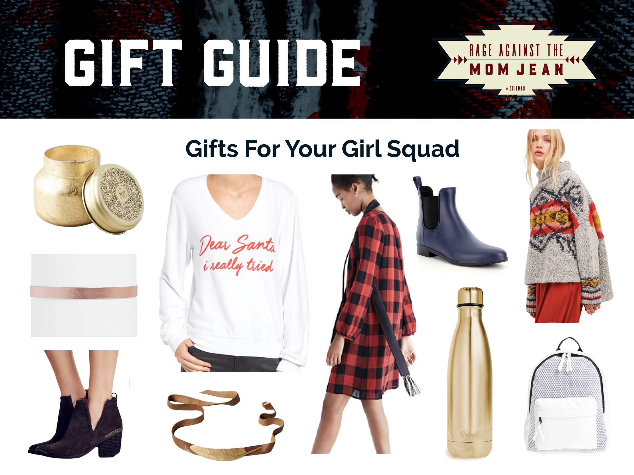 Girl Squad Gift Guide