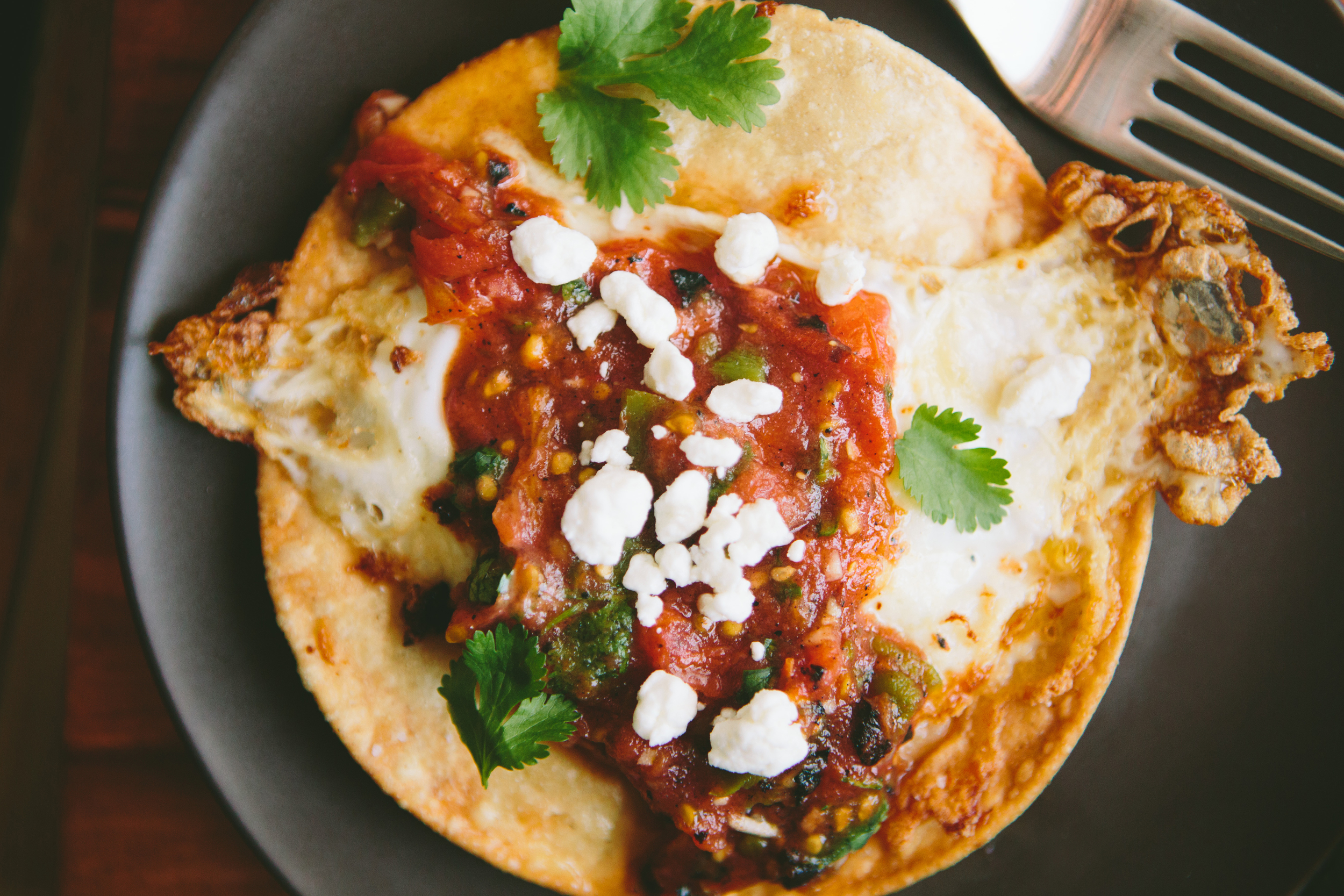 Huevos Rancheros // A Thought For Food (www.athoughtforfood.net) #breakfast #recipe